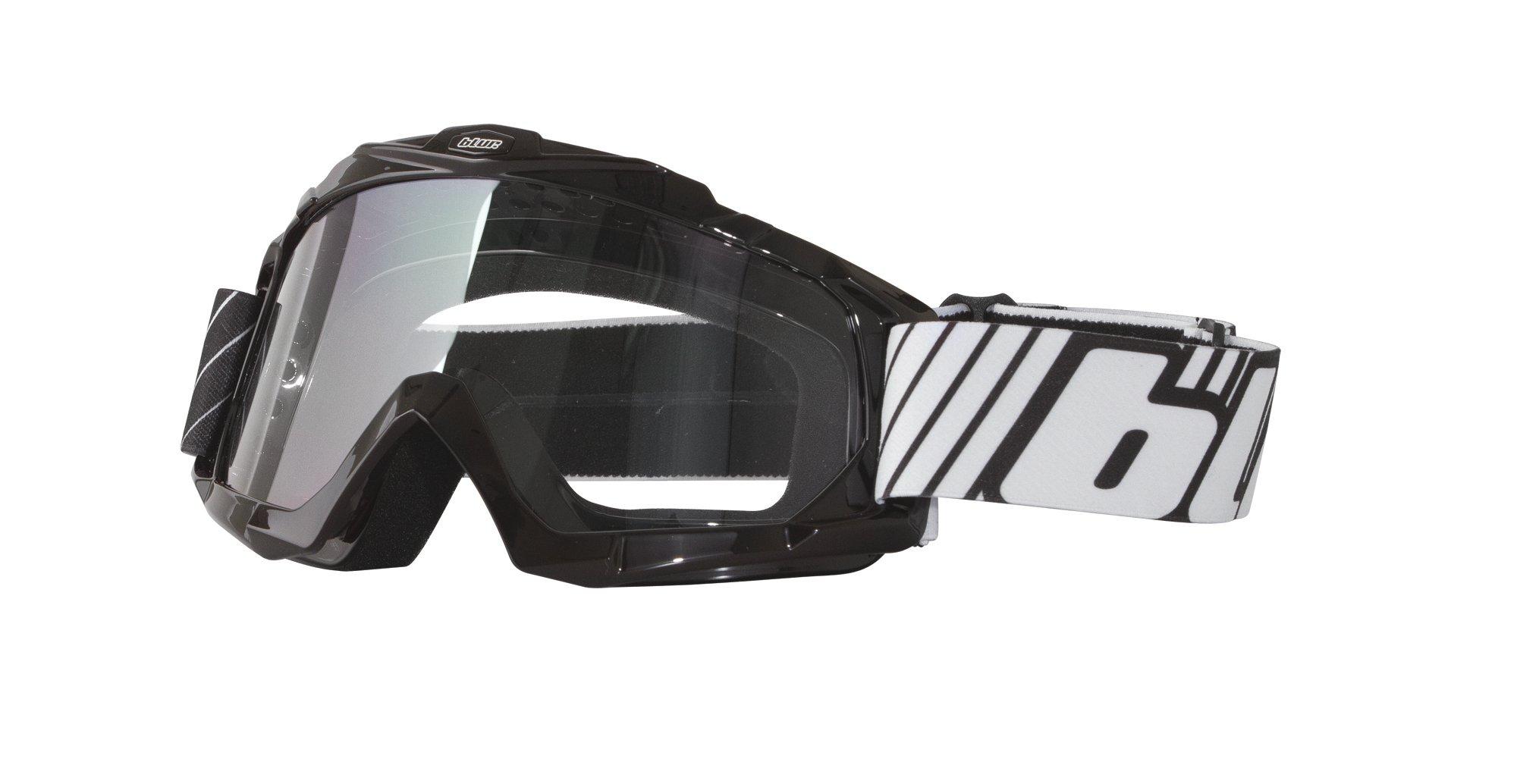 O'Neal Mens Blur Goggle(Black, B-Zero)