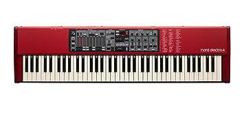 Nord - Electro 4 sw 73 semipesado piano profesional