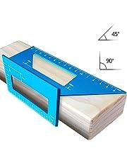 Medidor de marcado de borde angular, calibre de ángulo de soldadura, marcado de borde