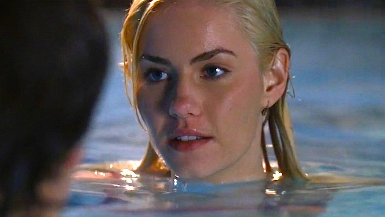 Movie pool sex scene
