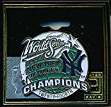 1998 New York Yankees World Series Champions Pin