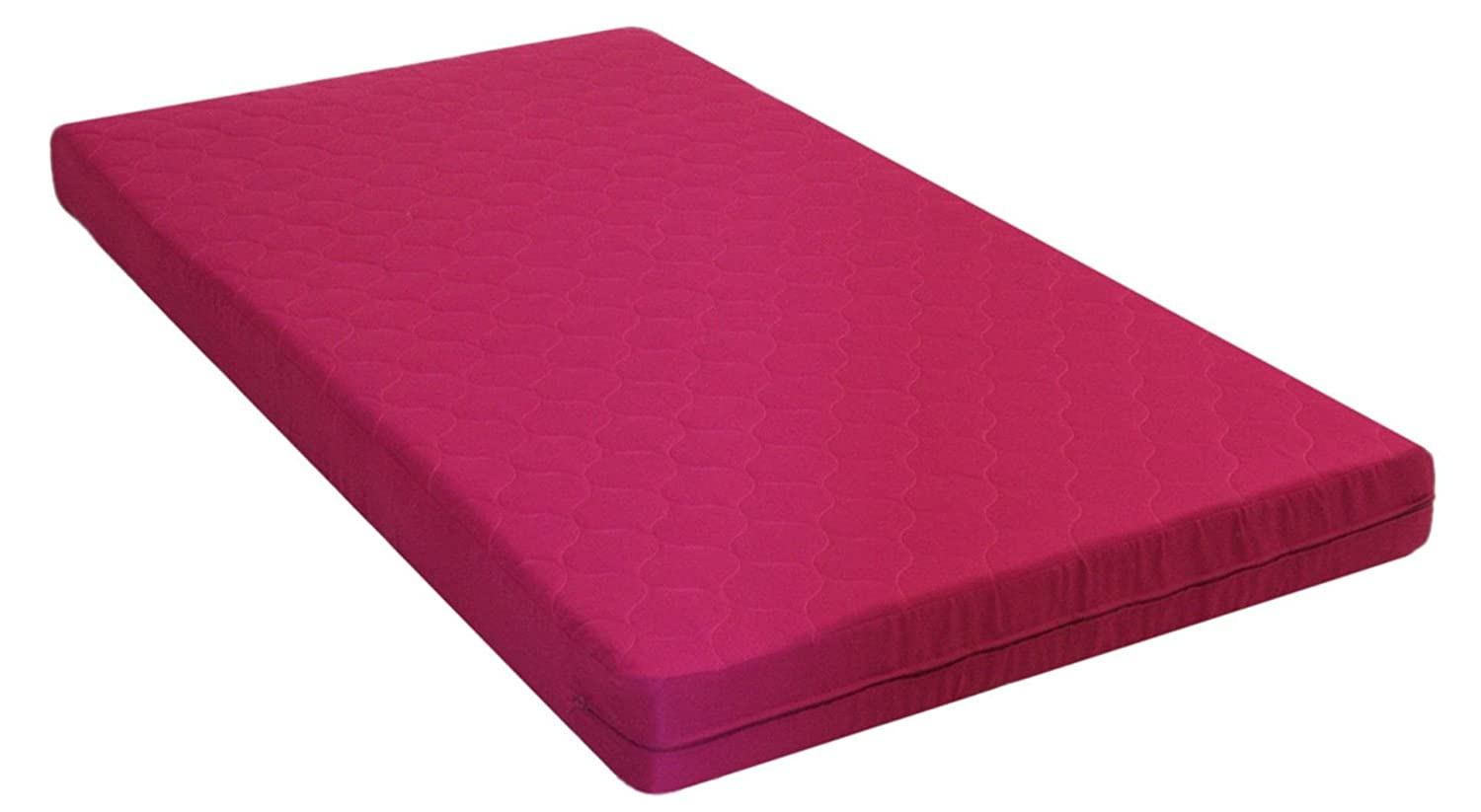 Amazon.com: DHP 6-inch Quilted Mattress, Perfect for Bunk Beds ... : 6 twin quilted bunk bed mattress - Adamdwight.com