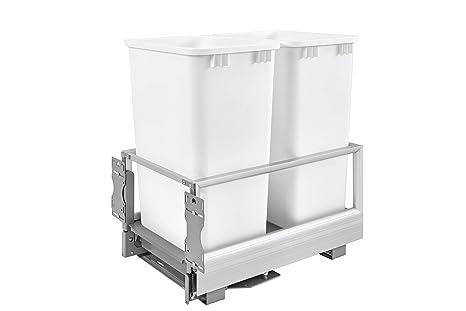 Amazon.com: Rev-A-Shelf – 5149 – 2150dm-211 – Doble 50 Qt ...