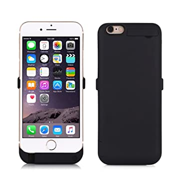 best sneakers c568c c73b6 External Power Cover, 10,000 mAh For iPhone6/6S: Amazon.co.uk ...
