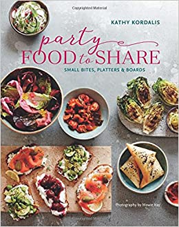 Party Food To Share Amazoncouk Kathy Kordalis