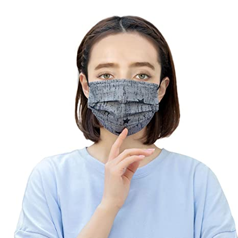 Flu Face Layers Disposable Pcs Star For 3 Fashion 10 Mask