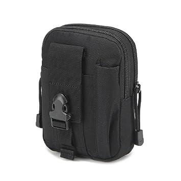 D30 Tactical Molle bolsas de cintura hombres de deportes al aire libre Casual Cintura Pack Bolso Funda para teléfono móvil
