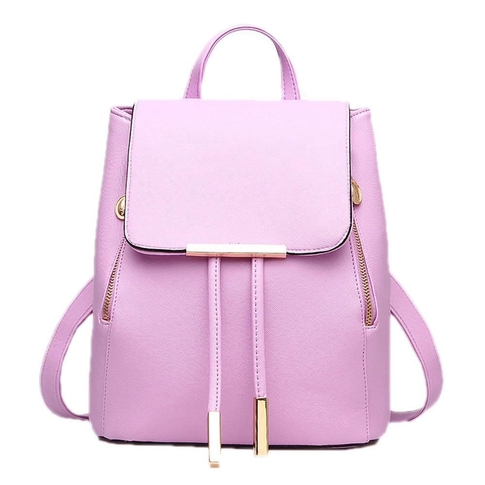 e85b80e96e9c Catkit Casual Preppy Style Womens Tote Handbag Girls School Shoulder Bag  Backpack Beige  Handbags  Amazon.com