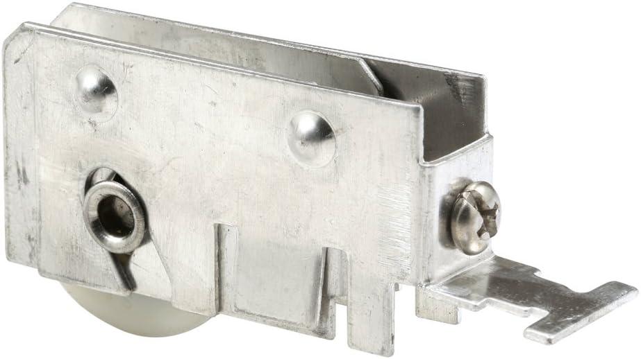 "1-1//4/"" Nylon Wheel Aluminum Housing Patio Sliding Glass Door Rollers Set of 2"