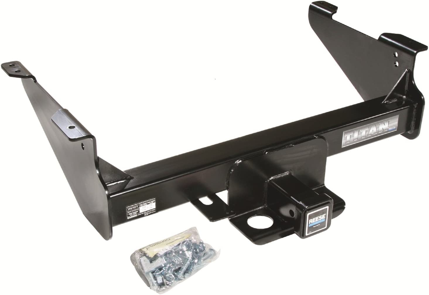 2-1//2 Receiver Tube Commercial Duty Trailer Hitch CURT 15809 Class 5
