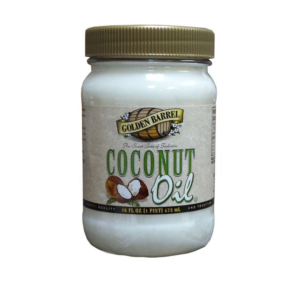 Golden Barrel Coconut Oil (16 fl. oz.)