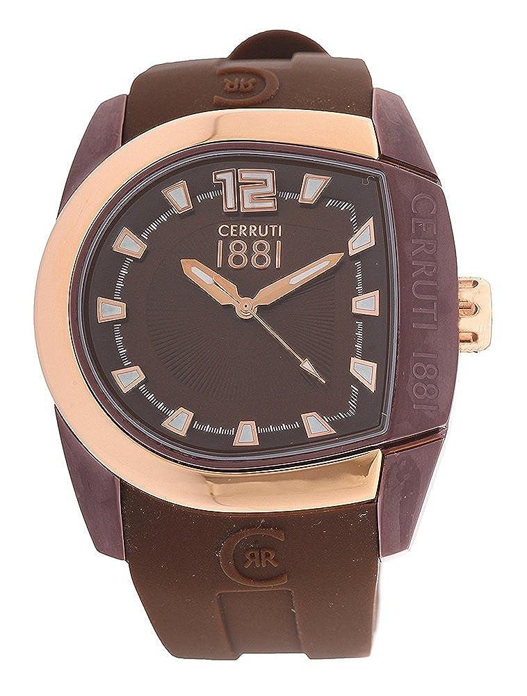 Braun Armbanduhr Cerruti Crf001l555iUhren Herren ExQdoCBreW