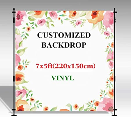 7x10 FT Vinyl Photography Background Backdrops,Set of and Portuguese Tile Patterns Various Tones and Textures Boho Print Background for Graduation Prom Dance Decor Photo Booth Studio Prop Banner