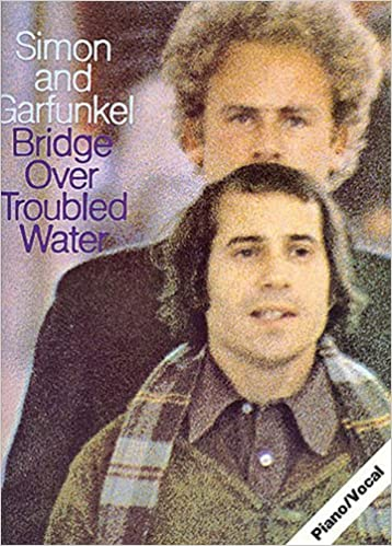 Simon And Garfunkel Bridge Over Troubled Water Paul Simon Art