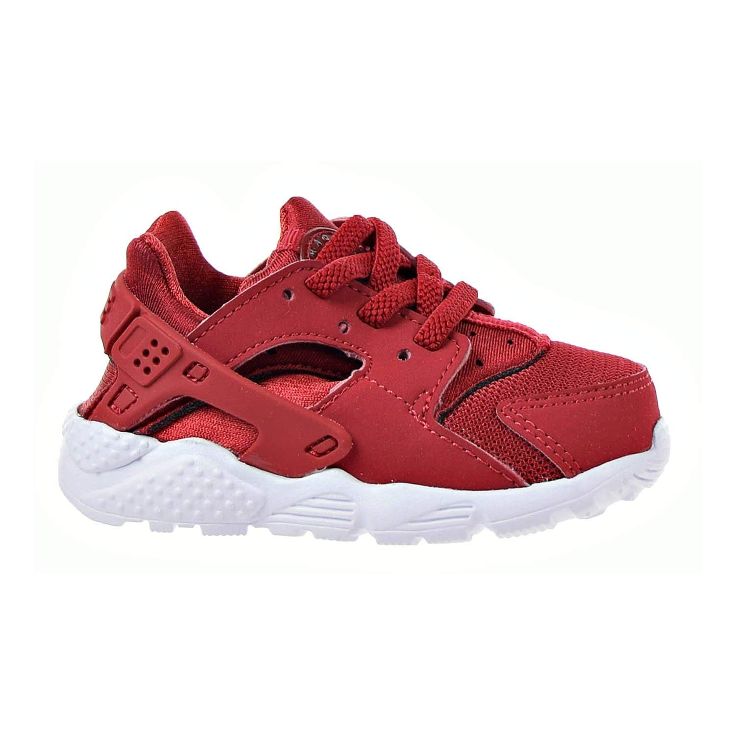 hot-selling professional 50% off united states Nike Huarache Run Toddlers' Running Shoes Gym Red/Gym Red/Dark Grey  704950-604 (8 M US)