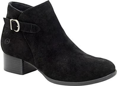 Amazon.com | Born Womens Phobos Leather Closed Toe Ankle Fashion Boots |  Ankle & Bootie