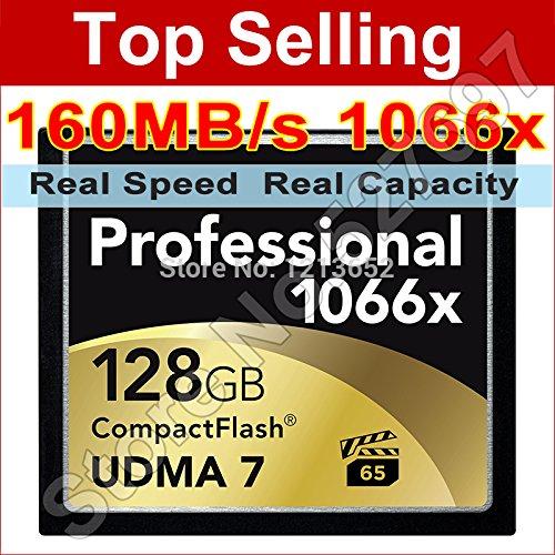 MU profesional de tarjeta de memoria Compact Flash CF ...