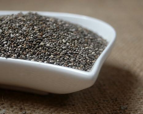 las semillas de chía 1 Kg: Amazon.es: Alimentación y bebidas