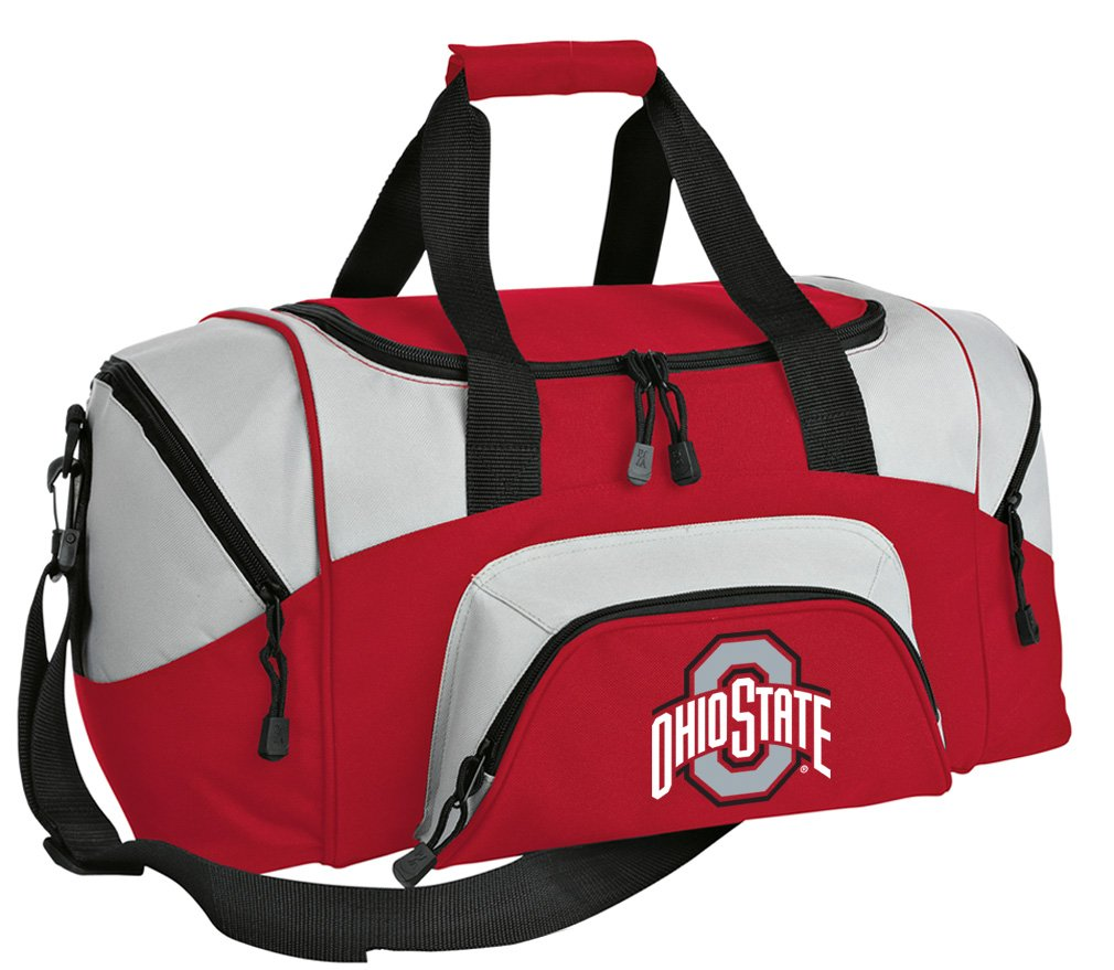 Small OSU Buckeyes Travel Bag Ohio State University Gym Bag