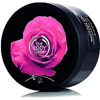 The Body Shop British Rose Exfoliating Gel Body Scrub 50ml