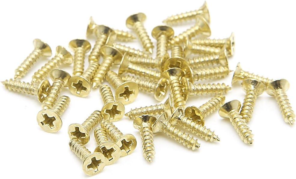 YUYUE21 10 St/ück Gold kleine Scharnier Scharnier Schmuckschatulle M/öbel 18 * 16mm-Gold