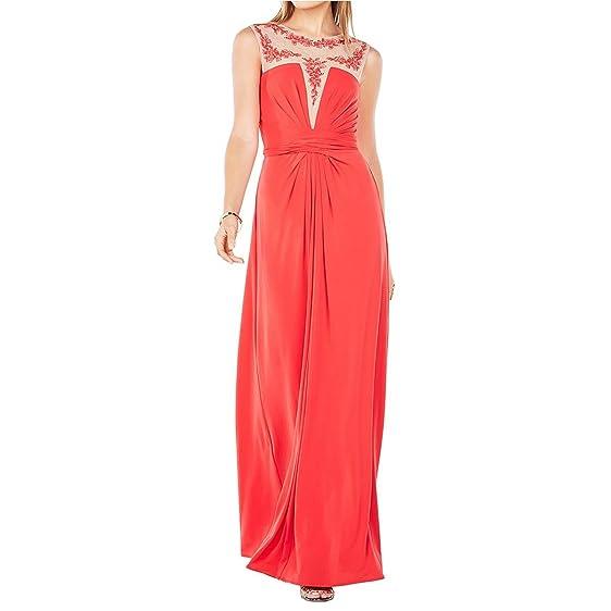 Amazon.com: BCBGMAXAZRIA BCBG Max Azria Womens Eris Matte Jersey ...