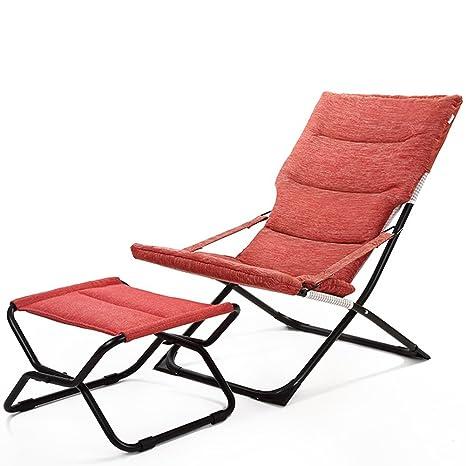 Amazon.com: Sillas de oficina silla de salón plegable ...