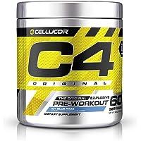 Cellucor C4 Original ID Series 60 Serves Pre Workout (Icy Blue Razz)