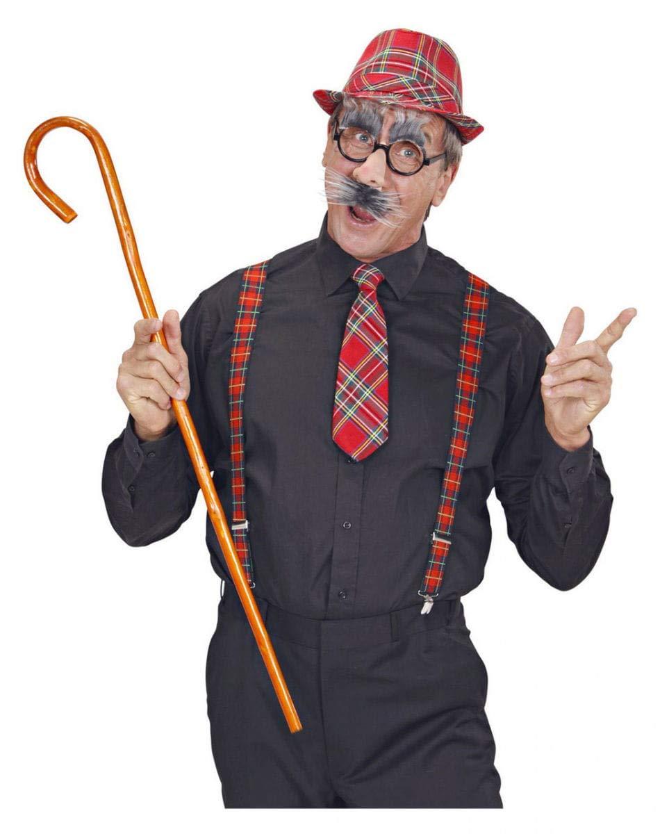 Horror-Shop Bambou Canne Chaplin
