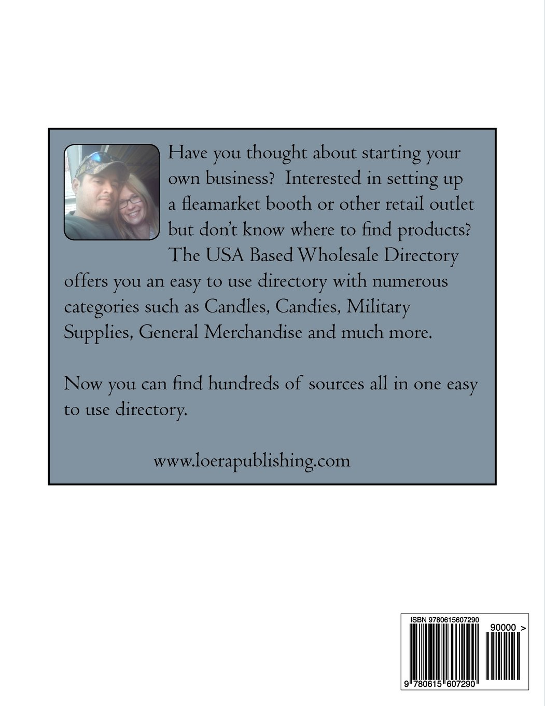 USA Based Wholesale Directory Diana K Loera