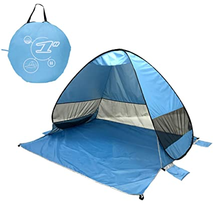promo code bbf20 758ec Amazon.com: Clearance Pop Up Tent, Beach Tent Sun Shelter ...