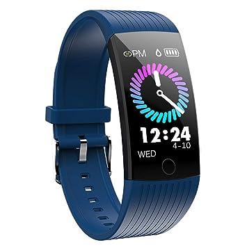Teamyo Actividad Reloj Inteligente, Relojes Deportivos Mujer Hombre Pulsómetro, Actividad Pulsera Presión Arterial Monitor de sueño Ritmo Cardíaco, ...