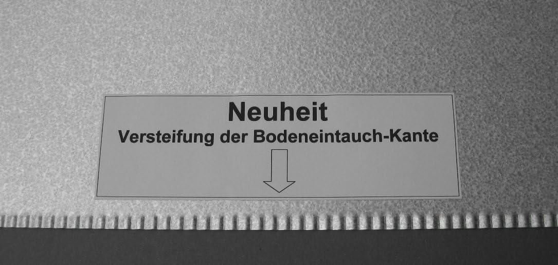Lumaca 450 mm asimmetrica-Recinzione fiorite ornamentali elemento da 12x12 mm ferro battuto