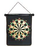 PrimeTrendz TM Brand New Large Magnetic Dartboard Dart Board Game W/6 Darts
