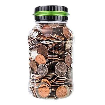 Amazon.com: DreamJane - Tarro de ahorro digital para monedas ...