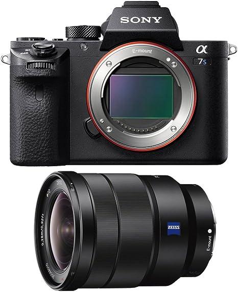 Sony A7s Ii Vollformat Ohne Spiegel Austauschbar Kamera