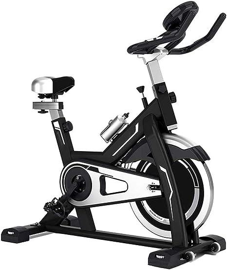 Bicicleta Ritmo Cardíaco Fitness Estacionario Ciclo Entrenador ...