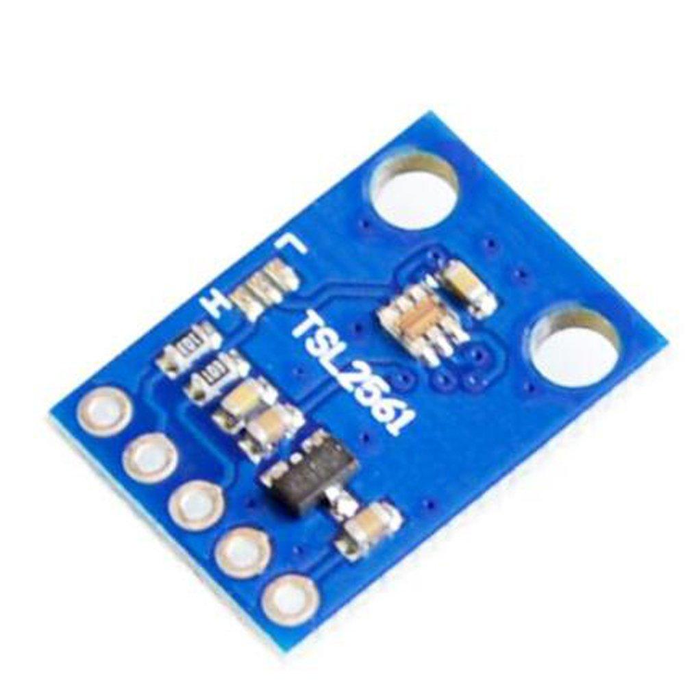 QixinStar 1pc GY-2561 TSL2561 Luminosity Sensor Breakout infrared Light Sensor module integrating sensor AL