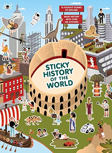 Sticky History of the World (Magma for Laurence King)