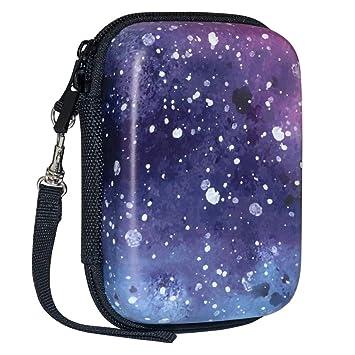 AUSTOR Hard Storage Carrying Travel Case Bag for Polaroid ZIP Mobile Printer,HP Sprocket Portable Photo Printer