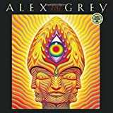 Experience a psychedelic and visionary journey through the physical, metaphysical, and spiritual anatomy of the self, and let Alex Grey help you discover your divinely illuminated core.  A year of incredible Alex Grey artwork on your wall. Frameable ...