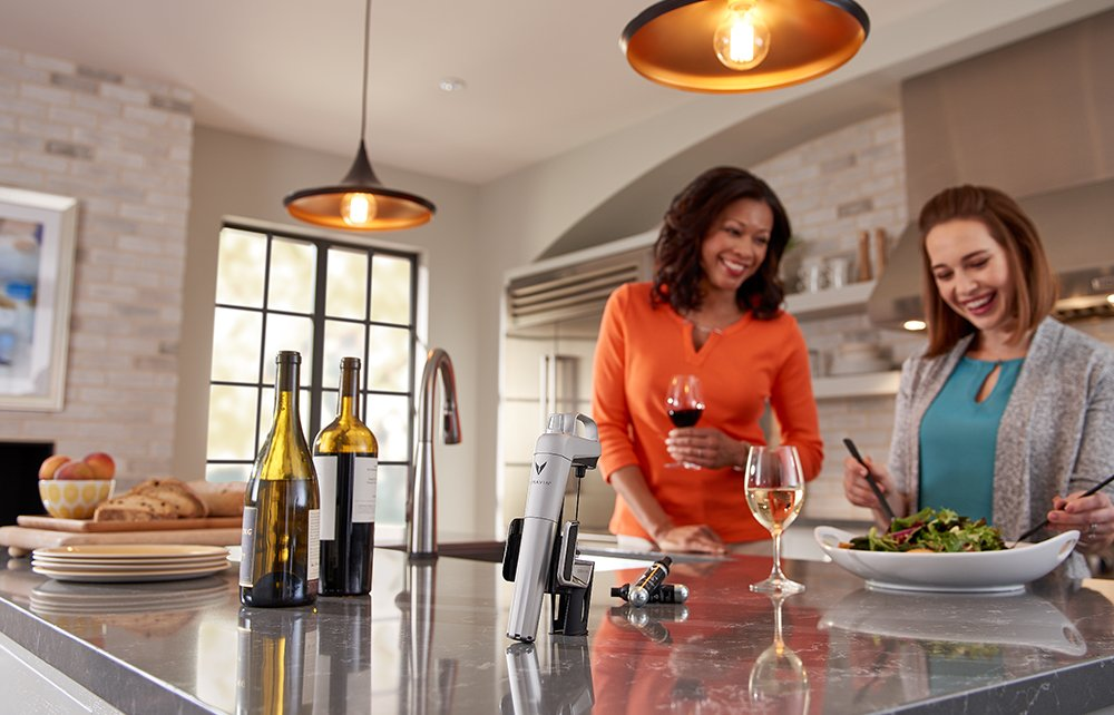 Coravin Model Two Elite Wine Pouring System, Silver by Coravin (Image #5)
