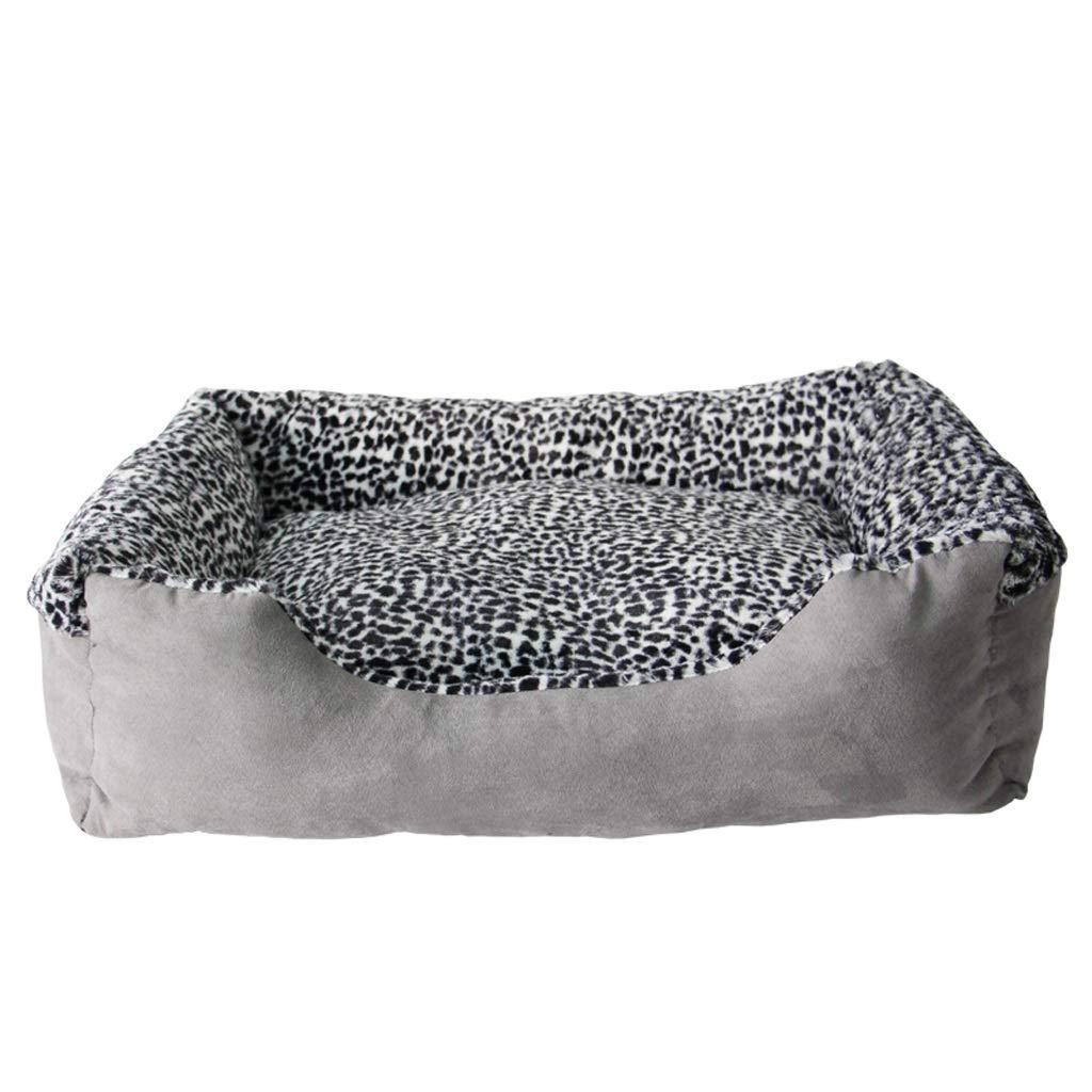 rivenditore di fitness Nido di di di animali domestici Kennel Staccabile Teddy Bear oroen Hair Pet Nest Samoiedo Large Dog Bed Lettiera Cuccia per Cani WHLONG  economico e alla moda