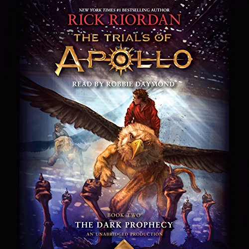 The Trials of Apollo, Book Two: The Dark Prophecy by Listening Library (Audio)