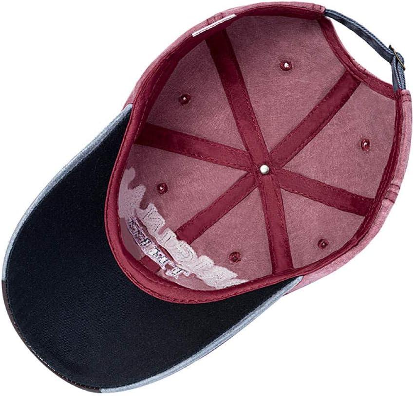 Retro Baseball Cap Fitted Cap for Men Women Snapback Hat Gorras Casual Casquette Letter Embroidery Baseball Cap