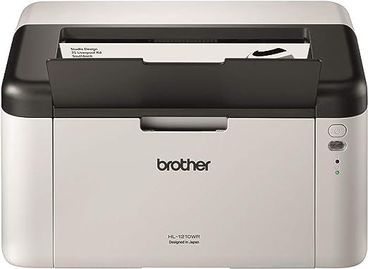 Brother HL-1210W - Impresora láser monocromo compacta con WiFi ...