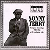 Sonny Terry: Complete Recordings 1938-1945 - In Chronological Order