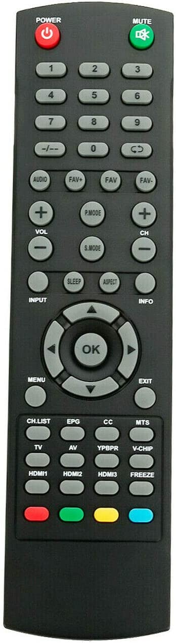 TeKswamp Remote Control for RCA RS1286B
