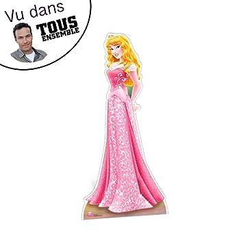 figurine gante princesse aurore disney taille unique