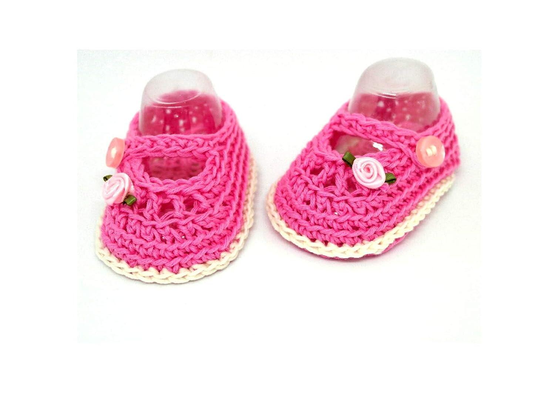 Botines para bebés, Zapatos de bebé de ganchillo, Zapatos Mary Jane, Zapatos de bebé de verano, Zapatillas de bebé, Sandalias de bebé, Zapatos de cuna, ...